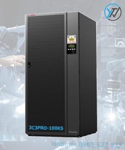 Bộ lưu điện Santak Online 3 pha 100KVA: 3C3PRO-100KS